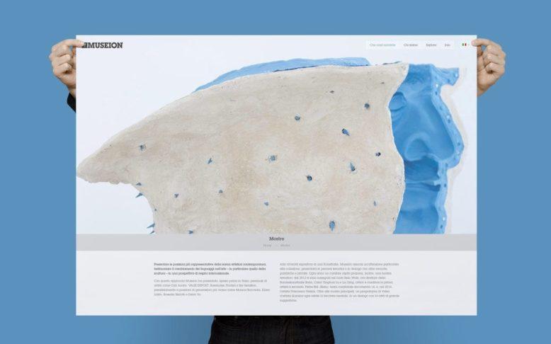 Sito web Museion