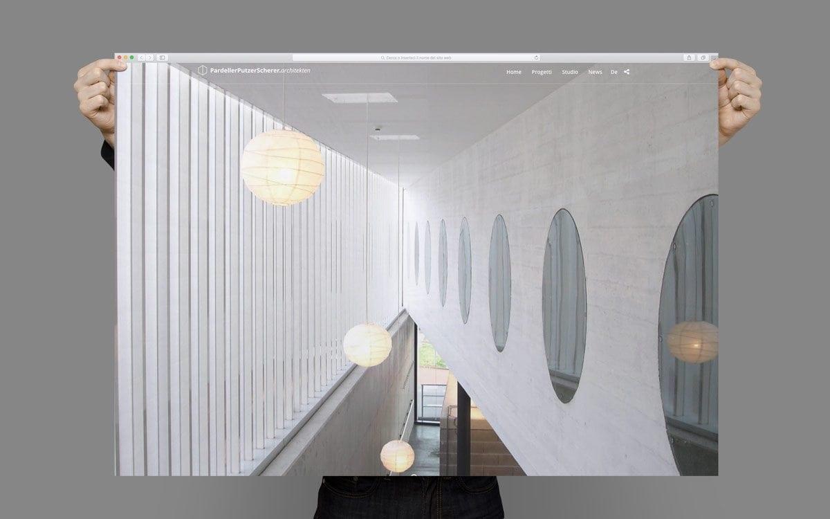 Sito pps architetti doc for Sito per architetti
