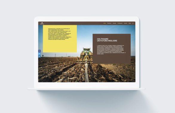 Enerfarm - Internetauftritt