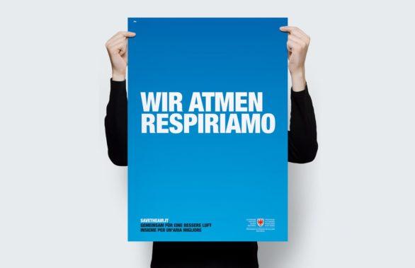 "Kampagne ""Wir atmen"""