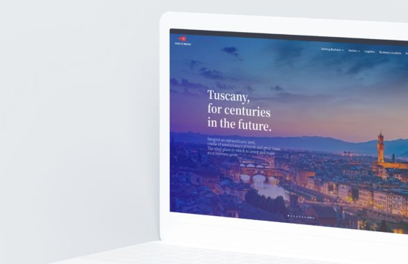 Invest in Tuscany – sito web
