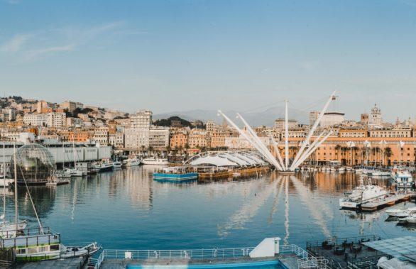 Doc per Genova San Giorgio - Ponte Italiano