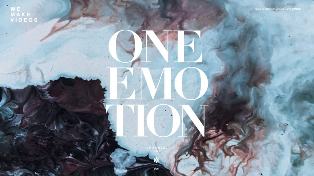 ONE EMOTION