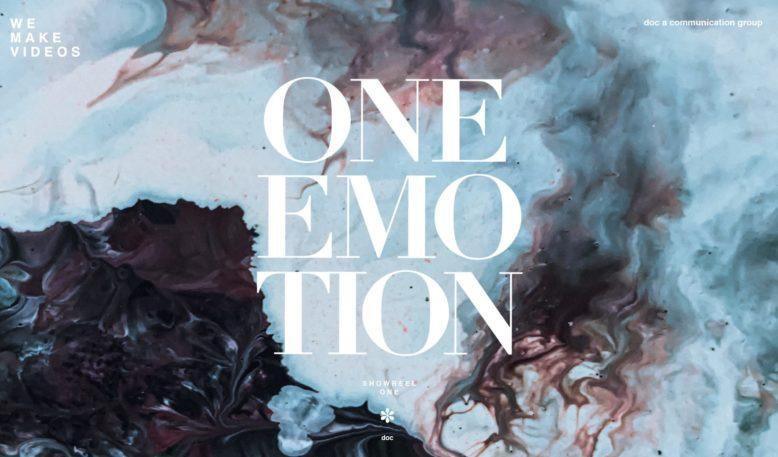 ONE EMOTION