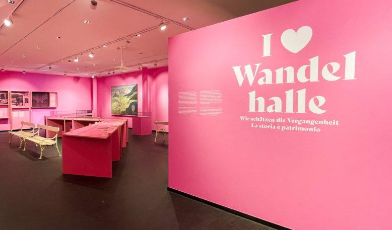 Doc loves Wandelhalle