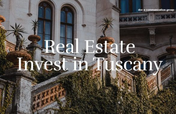 Invest in Tuscany - Real Estate
