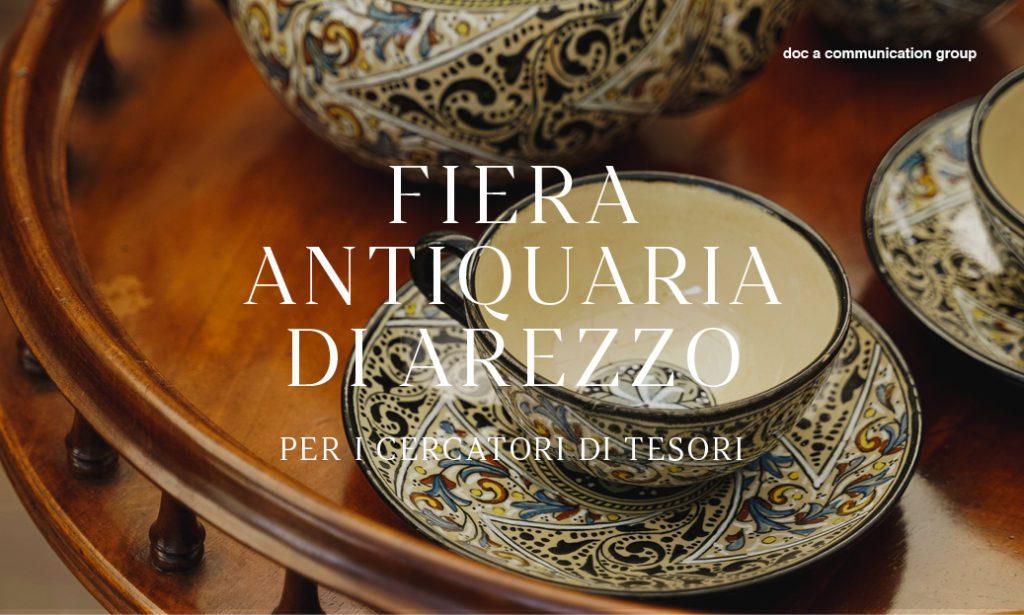 Fiera Antiquaria di Arezzo – Per i cercatori di tesori