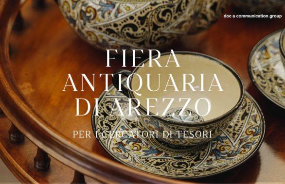 Fiera Antiquaria di Arezzo - Per i cercatori di tesori